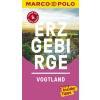 Erzgebirge, Vogtland - Marco Polo Reiseführer