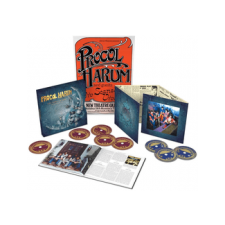 Esoteric Procol Harum - Still There'll Be More: An Anthology 1967-2017 (CD + Dvd) rock / pop