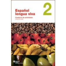 ESPANOL LENGUA VIVA 2 ACTIVIDADES+CDR – A. Centellas idegen nyelvű könyv