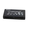 Esperanza EA119 All-in-One USB 2.0 fekete univerzális kártyaolvasó