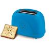 Esperanza EKT003B SMILE kék kenyérpirító