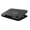 Esperanza Samum Notebook hűtőpad 1 ventilátorral + 1xUSB port fekete EA141