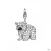 Esprit Anhänger medáls ezüst cirkónia Polar bear ESCH91364A000