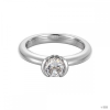 Esprit Női gyűrű ezüst cirkónia glam shine ESRG91731A1 53 (16.8 mm Ă?)