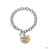 Esprit Női karkötő nemesacél ezüst arany Great Star ESBR11607B190