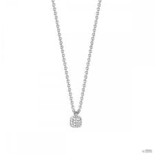 Esprit Női Lánc nyaklánc ezüst cirkónia kicsi Glam ESNL92795A420 nyaklánc