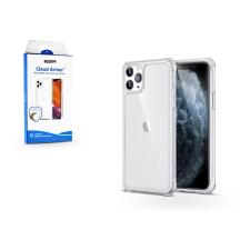 ESR Apple iPhone 11 Pro Max ütésálló hátlap - ESR Cloud Armor Strong Matte Case with Tough Corners - matt átlátszó tok és táska