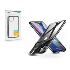 ESR Apple iPhone 11 Pro szilikon hátlap - ESR Essential Crown Slim Clear Phone Case - fekete tok és táska