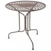 Esschert Design MF007 régi angol stílusú fémasztal