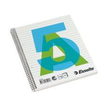 ESSELTE A5 70 lap vonalas spirálfüzet füzet