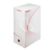 "ESSELTE Archiváló doboz, A4, 150 mm, karton, ESSELTE ""Standard"", fehér"