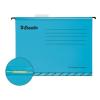 """ESSELTE Függőmappa, gyorsfűzős, újrahasznosított, karton, A4,  """"Classic"""", kék"""