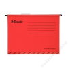 "ESSELTE Függőmappa, újrahasznosított karton, A4, ESSELTE ""Pendaflex Standard"", piros"