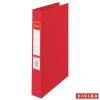 "ESSELTE Gyűrűs könyv, 2 gyűrű, 42 mm, A4, PP/PP,  ""Standard"", Vivida piros"