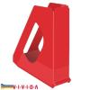 ESSELTE Iratpapucs -623935-  Europost PIROS VIVIDA ESSELTE