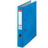 ESSELTE Iratrendező, 50 mm, A4, karton, ESSELTE Rainbow, kék (E17920)