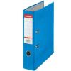 ESSELTE Iratrendező, 75 mm, A4, karton, ESSELTE Rainbow, kék (E17925)