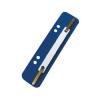 ESSELTE Lefűzőlapocska, PP, , kék