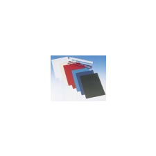 ESSELTE Spirálhátl.250g 100db matt fekete kifutó spirálozó gép