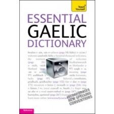 Essential Gaelic Dictionary: Teach Yourself – Boyd Robertson idegen nyelvű könyv
