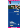 Észtország térkép - Reise Know-How