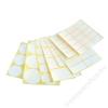 . Etikett,  50x25 mm, 60 etikett/csomag (ISCIN5025)