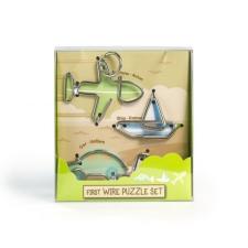 Eureka First Wire Puzzle Szett Járművek puzzle, kirakós