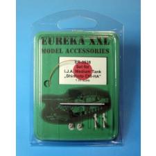 Eureka XXL Towing cable for Type 97 Shinhoto Chi-Ha Tank rc modell kiegészítő