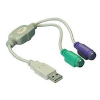Euro Prompt USB - PS2 átalakító