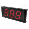 EuroCall EC-403 közepes fali LED kijelző - vezeték nélküli pincérhívó rendszerhez