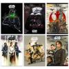 Eurocom Star Wars: Zsivány Egyes négyzetrácsos füzet - A4, 87-54, többféle