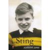 Európa Könyvkiadó Sting: Széttört zene