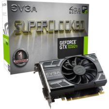 EVGA GeForce GTX 1050 Ti SC GAMING 4GB GDDR5 128bit PCIe (04G-P4-6253-KR) Videokártya 04G-P4-6253-KR videókártya