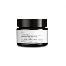 Evolve Organic Beauty Evolve Organic Beauty Cotton Fresh dezodor krém 30 ml dezodor
