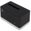Ewent EW7012 - USB 3.1 Gen1 (USB 3.0) Dokkolóállomás 2.5 és 3.5 inch-es SATA HDD/SSD-hez