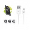 Ewent EW9902 USB Lightning cable 2m White