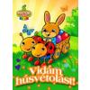 EX-BB Kiadó Vidám húsvétolást!
