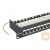 Excel-Networking Excel Cat.5e FTP 24 portos patchpanel, 1U 100-736