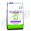 Exclusion Hypoallergenic Insect Small Rovar Borsó 800g