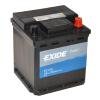 """"" ""Exide Classic akkumulátor 40Ah /320A 175x175x190mm jobb pozitívos"""