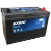 EXIDE Excell 95Ah 720A (EB954) Jobb+
