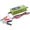 Extol Craft autóakku töltő, mikroprocesszoros 0,8/3,8 Amp (417300)