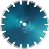 Extol Industrial EXTOL gyémántvágó ASZFALT-ra, friss betonhoz, ipari korong, szegmenses; 350×25,4mm, száraz és vizes vágásra