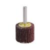 Extol lamellás csiszoló, csapos, 6 mm befogás, Alu-Oxid, 40×30mm; P60 (Lamellás csiszoló)