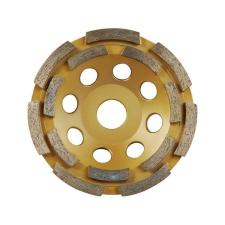 EXTOL PREMIUM EXTOL gyémántcsiszoló korong; 150mm×22,2mm, kétsoros csiszolókorong és vágókorong