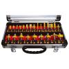 EXTOL PREMIUM felsőmaró klt. 24db (alu kofferben) , 8mm-es befogással, keményfém lapkás