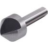 Extol süllyesztő, fémre, 16mm, 90°-os, HSS, befogás: 6mm kör keresztmetszetű szár