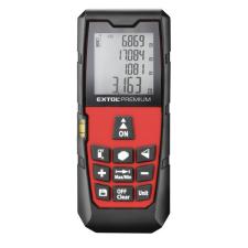 Extol távolságmérő, digitális lézeres; mérési tartomány: 0,05-80m (Távolságmérő) mérőműszer