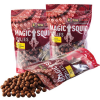 Extra Carp Magic Squid Bojli 1kg Squid-Liver 24mm