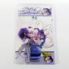 Extra forgó tárcsás képeslap Árvácska 1-99 éves